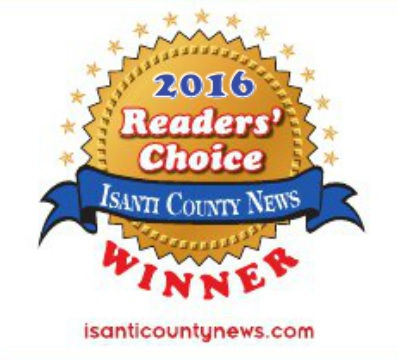 Isanti County News Reader's Choice